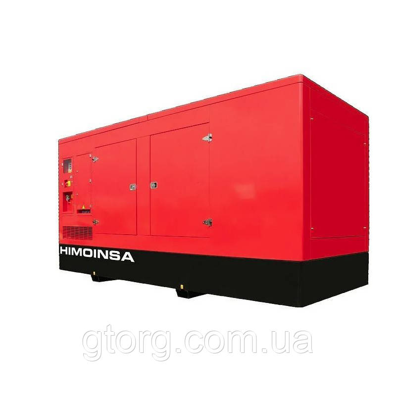 Дизель генератор Himoinsa (Испания) HYW-35T5 (30кВА/27кВт)