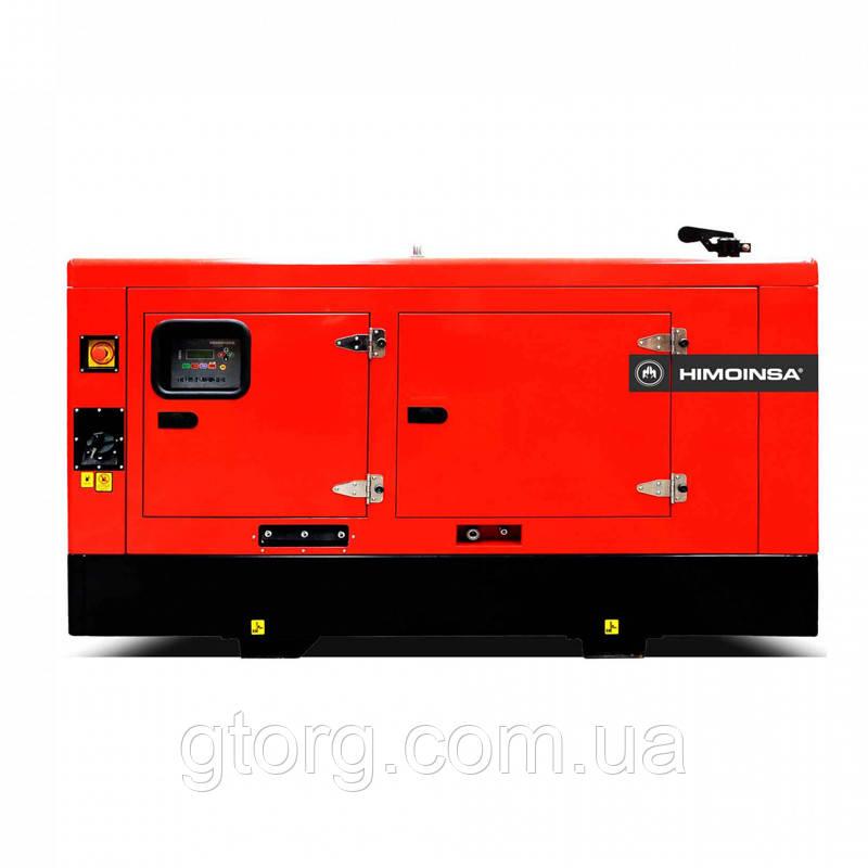 Дизель генератор Himoinsa (Испания) HYW-45 T5 (41кВА/33кВт)