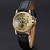 Механические часы с автоподзаводом Winner Mini (black-gold), фото 2