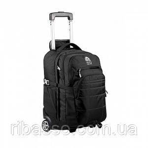 Сумка-рюкзак на колесах Granite Gear Trailster Wheeled 40 Black
