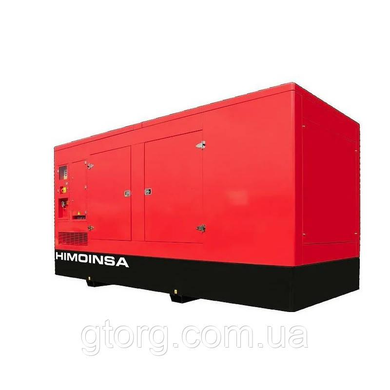 Дизель генератор Himoinsa (Испания) HFW-125 T5 (130кВА/104кВт)