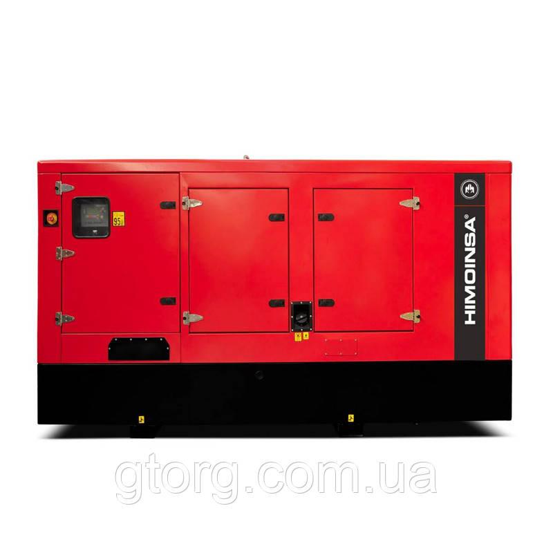 Дизельный генератор Himoinsa (Испания) HFW-135T5 (131кВА/105кВт)