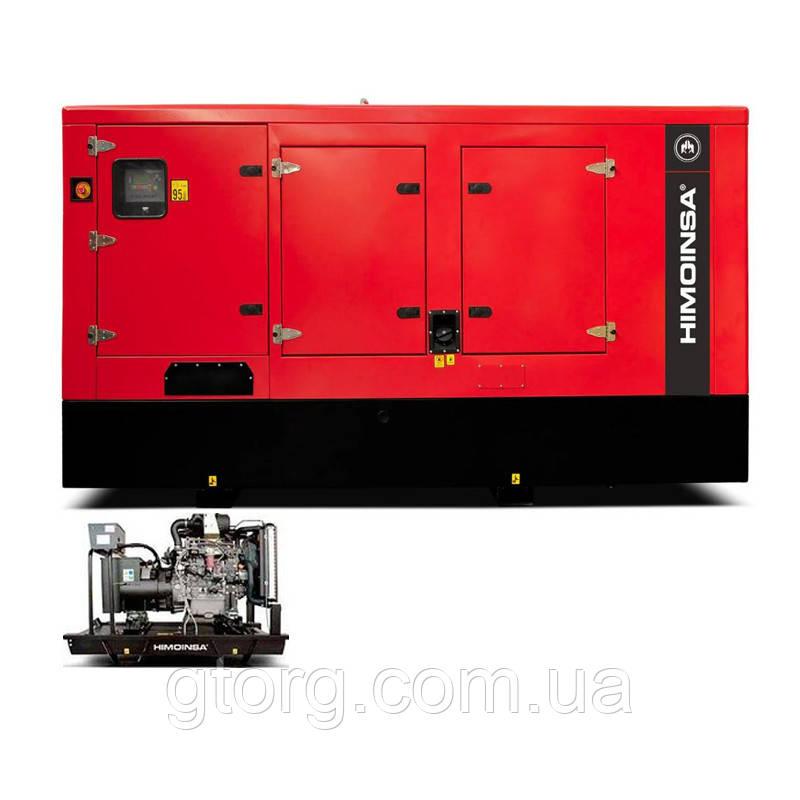 Дизельный генератор Himoinsa (Испания) HFW-185 T5 (195кВА/156кВт)