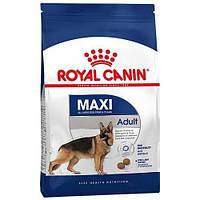 Сухой Корм Royal Canin Maxi Adult Для Собак Крупных Пород От 15 Месяцев До 5 Лет, 15 Кг