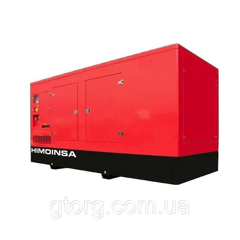 Дизельный генератор Himoinsa (Испания) HFW-305 T5 (300кВА/250кВт)