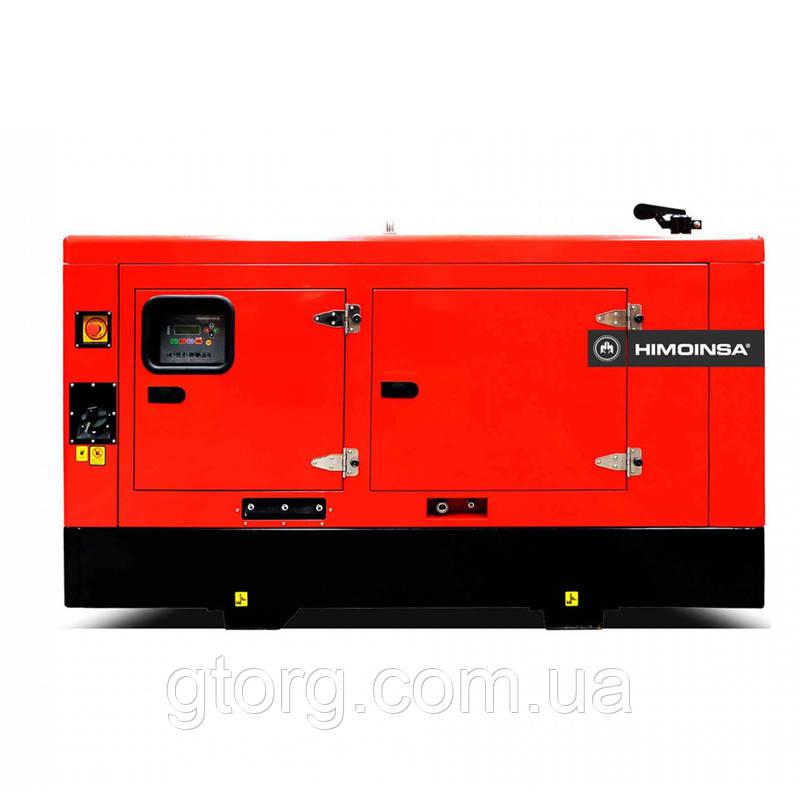 Дизельный генератор Himoinsa (Испания) HHW-20 T5 (20кВА/16кВт)