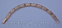 Золотой браслет Версаче
