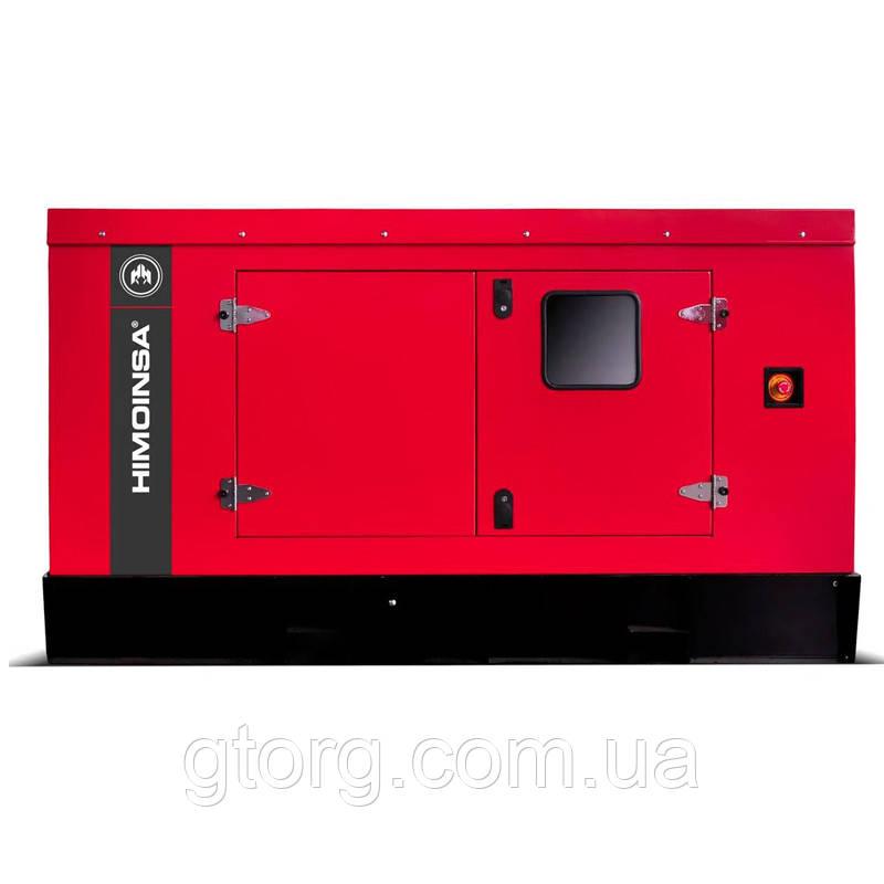 Дизельный генератор Himoinsa (Испания) HHW-40 T5 (41кВА/36кВт)