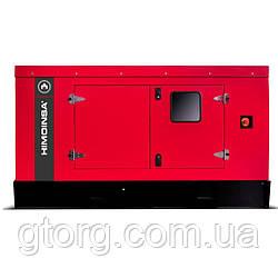 Дизельный генератор Himoinsa (Испания) HHW-75 T5 (76кВА/61кВт)