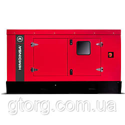 Дизельный генератор Himoinsa (Испания) HHW-130 T5 (128кВА/102кВт)