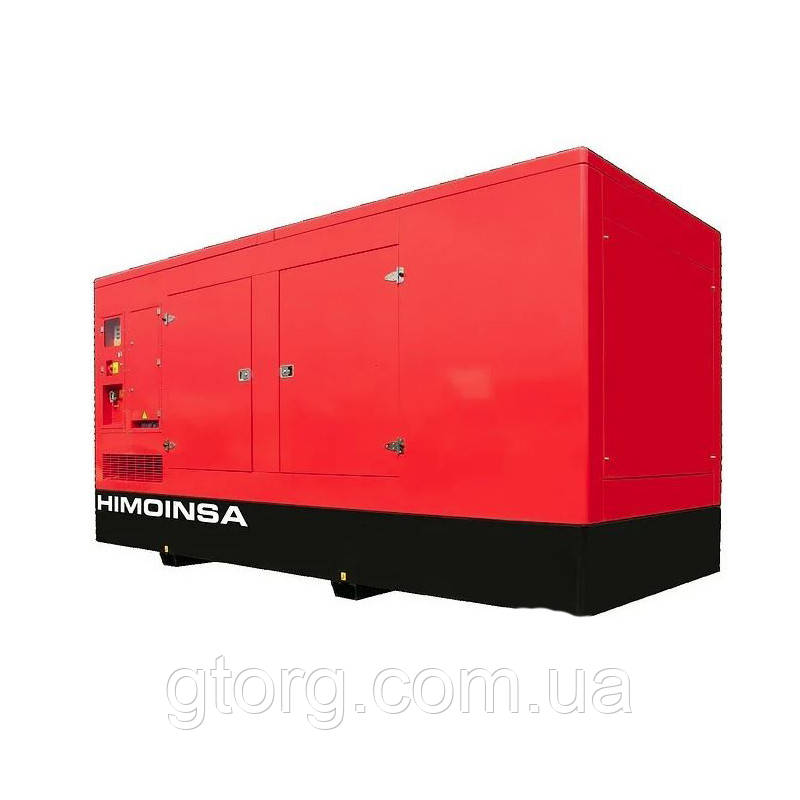 Дизельный генератор Himoinsa (Испания) HFW-160T5 (160кВА/127кВт)