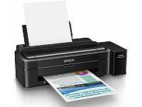 ✅ МФУ для дома и офиса Epson l382 (цветной принтер/сканер/копир, 33 стр/мин, струйный) | Гарантия 12 мес