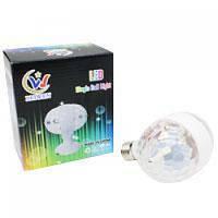 Диско лампа LASER LW SMQ01 двойная