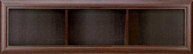 КОЕН Полка-витрина SFW1W/148 Гербор