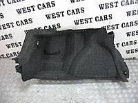 Обшивка багажника левая Volkswagen Jetta 2005-2010 Б/У