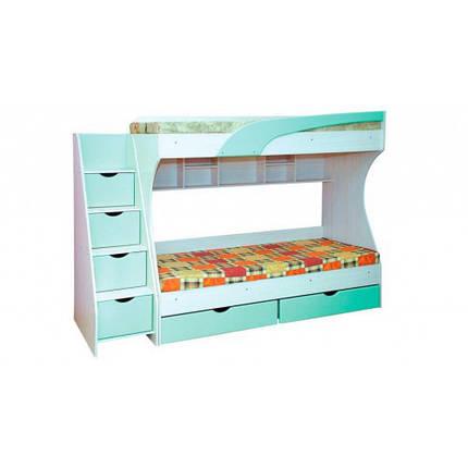 Двухъярусная кровать Кадет, фото 2