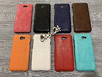 Чехол накладка бампер Croco для Huawei Y5 II (8 цветов)