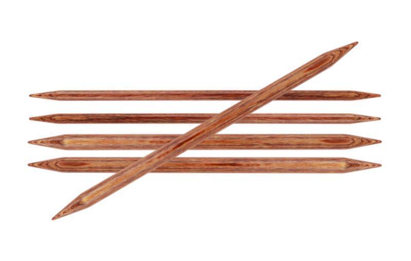 Спицы носочные Ginger KnitPro, 15 см, 4.00 мм