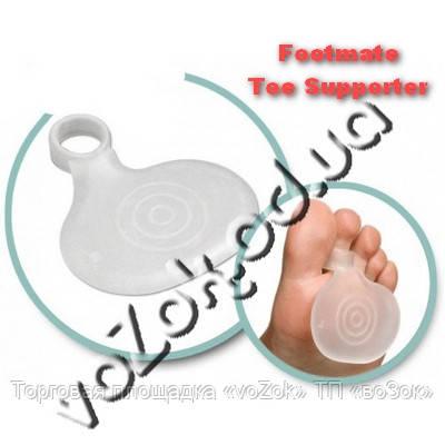 Footmate Toe Supporter Защитная ортогелевая подушка под плюсну супинатор 2 шт