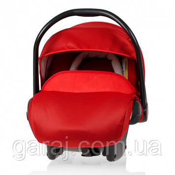 Автокресло HEYNER Baby SuperProtect 780 300 Racing Red