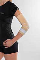 Бандаж спортивный для локтя Spokey Segro (838560), наколенник, фиксатор для локтевого сустава