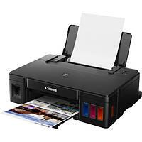 ✅ Принтер для дома и офиса Canon PIXMA G1411 (USB, цветной, струйный), Кэнон Пиксма | Гарантия 12 мес