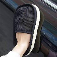 Щетка перчатка для мойки автомобиля черная