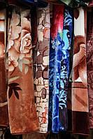 Плед-одеяло акриловое Евро стандарта разные расцветки