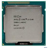 Intel Core i3-3240 Ivy Bridge (3400MHz, LGA1155, L3 3072Kb) tray