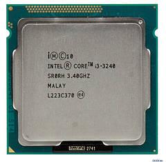 Процесор Intel Core i3-3240 3.40 GHz, s1155, tray