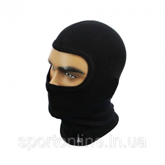 Балаклава подшлемник Radical Silver, черный