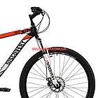"""Горный велосипед Discovery Trek DD 29 дюймов 21"""", Синий, фото 2"""