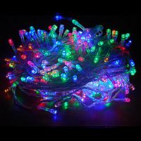 Гирлянда 100LED (СП) 9м Микс (RD-7138), Разноцветная гирлянда, Гирлянда с пультом, Новогодняя гирлянда