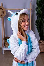 Кигуруми детские. Пижама кигуруми. Кигуруми для детей. Кигуруми единорог. Кігурумі дитячі. Дитяча піжама, фото 2