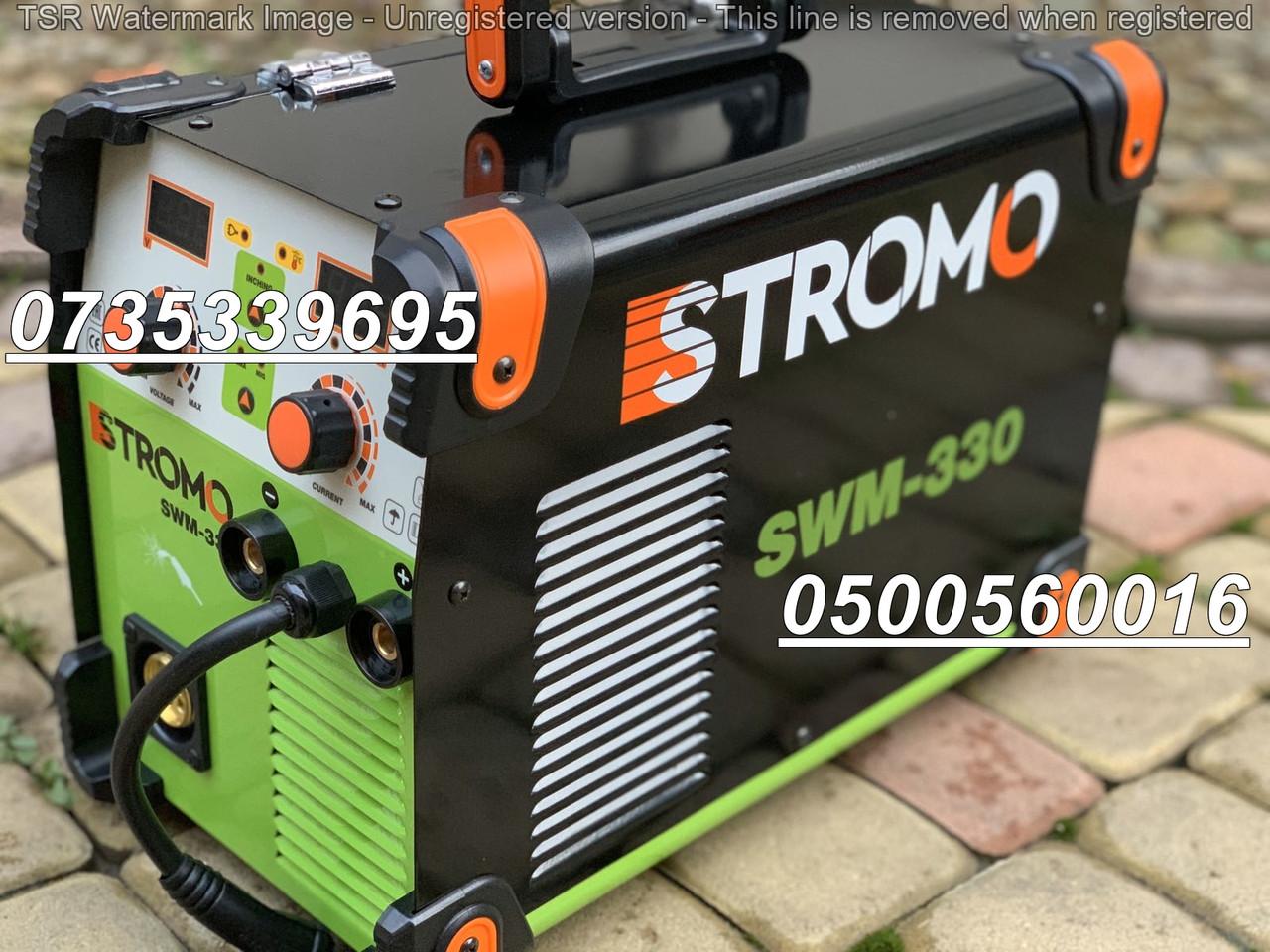 Полуавтомат Stromo SWM-330. Инверторный сварочный полуавтомат