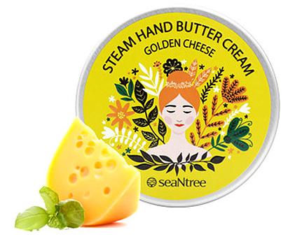 Крем для рук и ногтей SeaNTree Steam Hand Butter Cream 35 мл