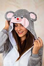 Кигуруми детские. Пижама кигуруми. Кигуруми для детей. Кигуруми мышка. Кігурумі дитячі. Дитяча піжама, фото 2