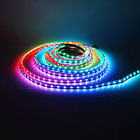 Сетодиодная лента 160LED 5м Микс (RD-7181), Гибкая светодиодная гирлянда лента, Декоративная подсветка в доме