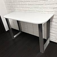 Компьютерный / письменный стол в стиле лофт хай-тек
