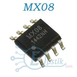 MX08, драйвер двигателя, SOP8