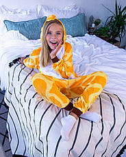 Кигуруми детские. Пижама кигуруми. Кигуруми для детей. Кигуруми жираф. Кігурумі дитячі. Дитяча піжама, фото 3