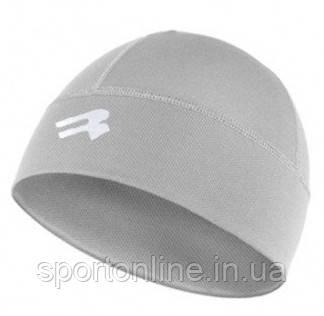 Термо шапка спортивная лёгкая Radical Spook, серый