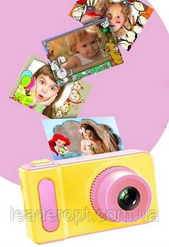 [ОПТ] Дитяча цифрова фотокамера Smart Kids Camera Full HD