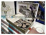 Комплект постільної білизни сатин First Choice Laura Tas, фото 2