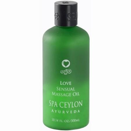 Массажное масло Чувственная любовь (Love Sensual Massage Oil), 300 мл