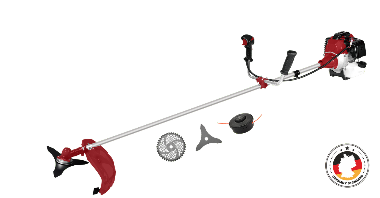 Бензокоса Assistant BK 52- 5900 с победитовой напайкой