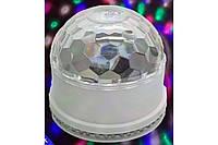 Диско куля лампа BT (RD-7211)