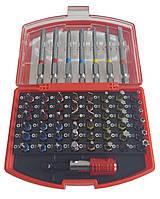 Набор бит для отвертки 56 шт. Marpol M66304