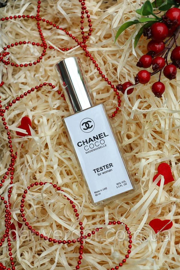 Духи женские CHANEL COCO MADEMOISELLE  тестер 60 ml, купить оптом со склада 7 км Одесса