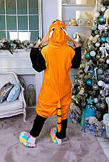Кигуруми детские. Пижама кигуруми. Кигуруми для детей. Кигуруми енот. Кігурумі дитячі. Дитяча піжама, фото 2